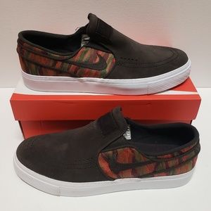 NEW Nike Zoom SB Stefan Janoski Slip On Prem